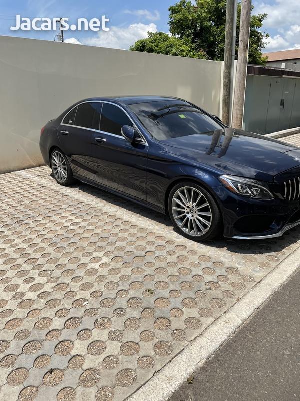 Mercedes-Benz C-Class 2,0L 2017-1