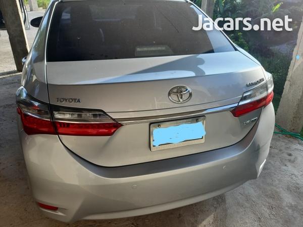 Toyota Corolla XLi 1,6L 2018-4