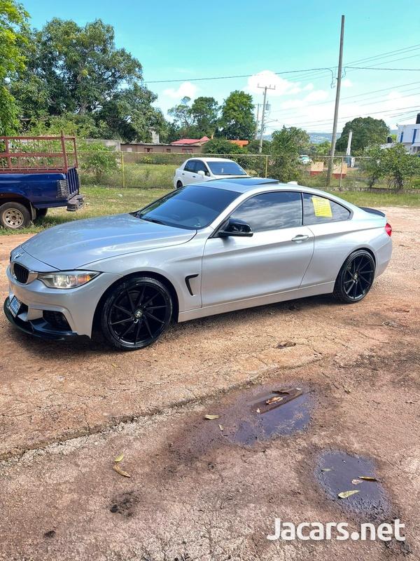 BMW 4-Series 2,5L 2014-3