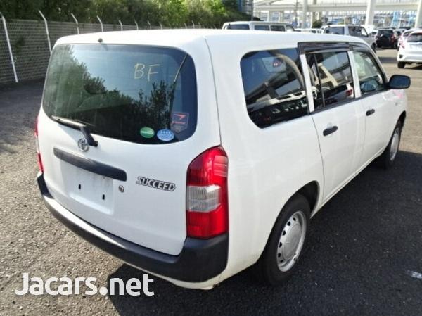 Toyota Succeed 1,5L 2016-12