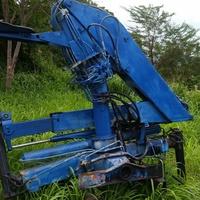 Hiab Crane 4.5 -5 tonne.