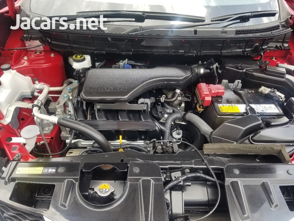 Nissan X-Trail 2,0L 2017-6