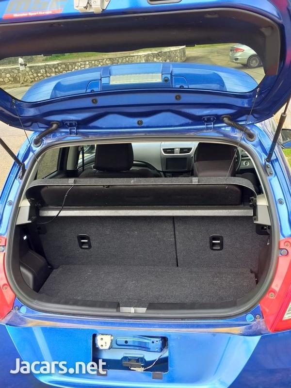 Suzuki Swift RS 1,6L 2014-6