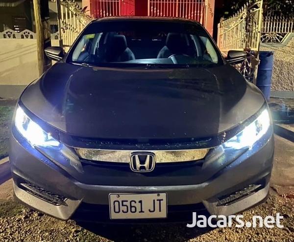 Honda Civic 2,0L 2017-1