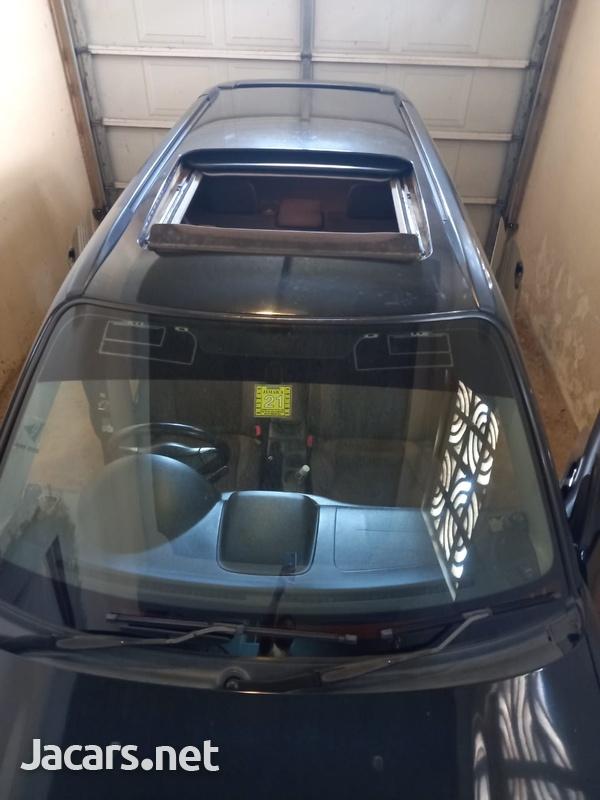 Subaru Forester 2,0L 2007-8