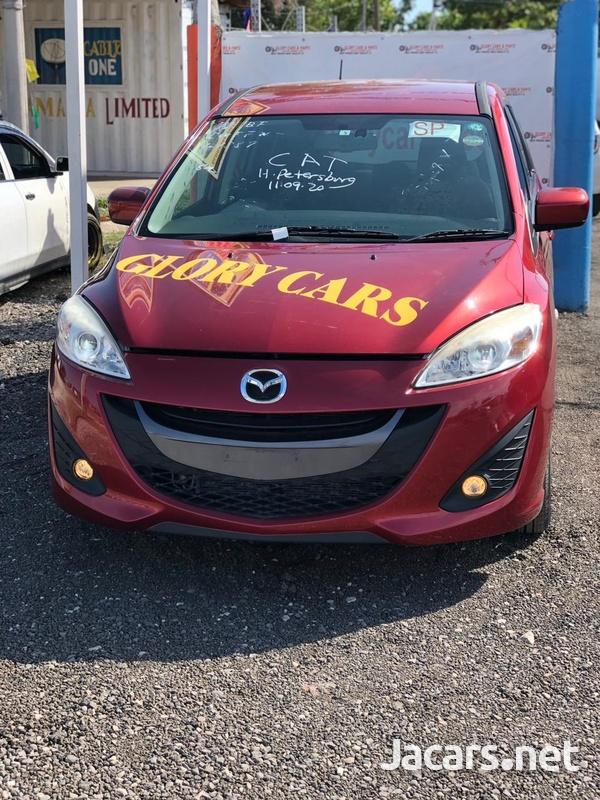 Mazda Premacy 1,8L 2014-3