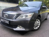 Toyota Camry 1,6L 2014