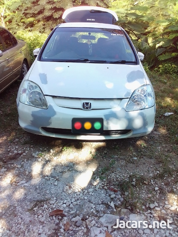 Honda Civic 1,7L 2001-6
