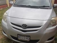 Toyota Belta 3,8L 2011