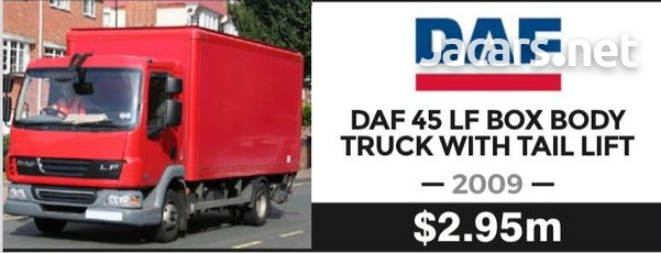 DAF 45LF BOX BODY TRUCK-1