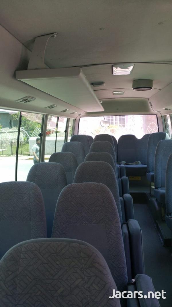 2010 Toyota Coaster Bus-3