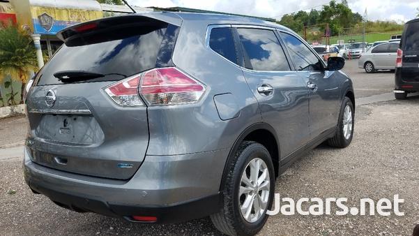 Nissan X-Trail 2,0L 2015-3