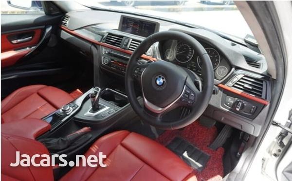 BMW 3-Series 2,5L 2013-7