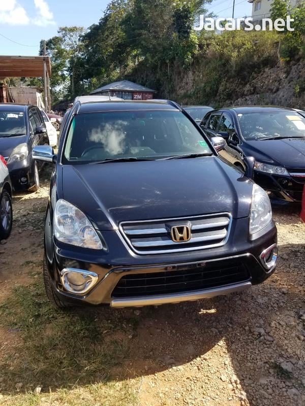 Honda CR-V 2,4L 2006-1