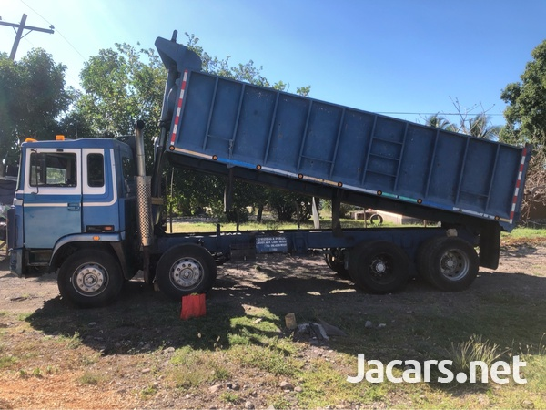 1998 Blue ERF Tipper Truck-4