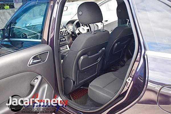 Mercedes-Benz B-Class 2,0L 2014-6