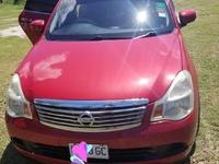 Nissan Bluebird 1,5L 2009