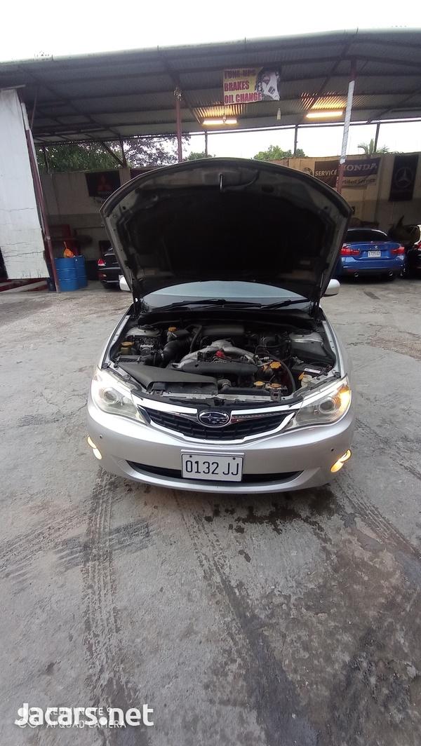 Subaru Impreza 2,5L 2011-15