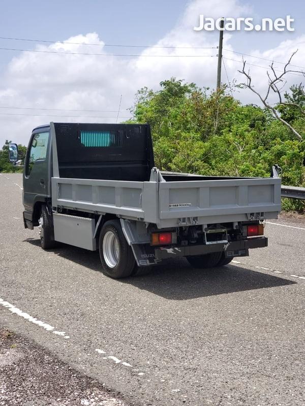 2008 Isuzu Elf Dump Truck-5