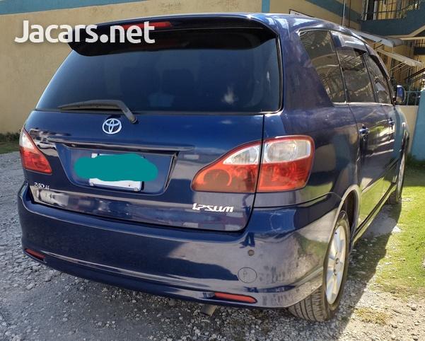 Toyota Ipsum 2,5L 2006-3