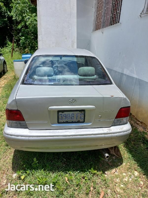 Toyota Corsa 1,3L 1999-2