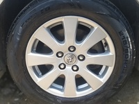 Original Factory Toyota Rims With Tires