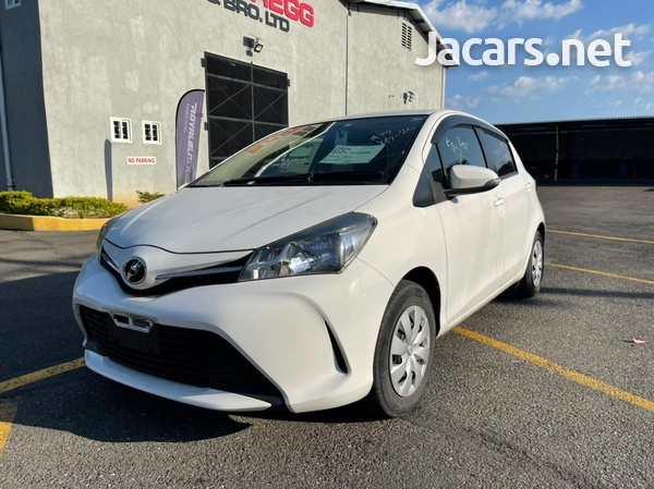 Toyota Vitz 1,5L 2015-2
