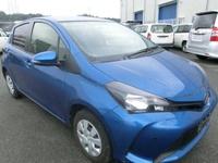 Toyota Vitz 1,0L 2015