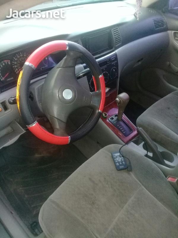 Toyota Corolla Altis 1,6L 2003-4