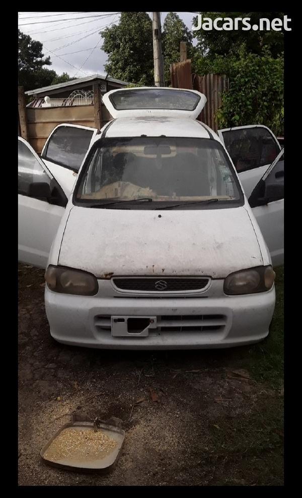 Suzuki Alto 1,2L 2000-1