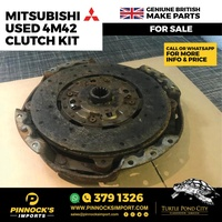 MITSUBISHI USED 4M42 CLUTCH KIT