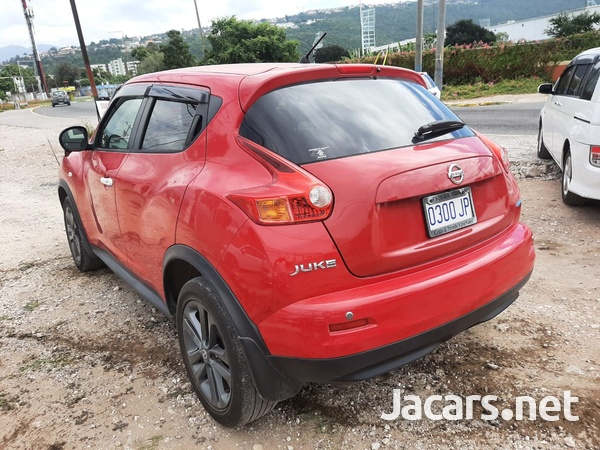 Nissan Juke 2,0L 2014-5