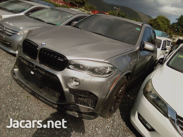 BMW X5 2,5L 2015-5