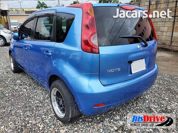 Nissan Note 1,3L 2012-4