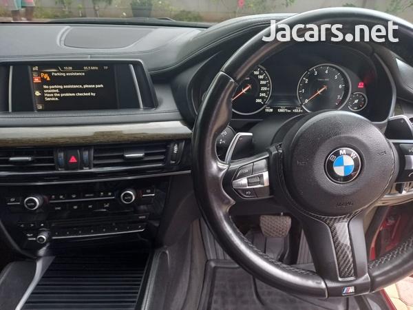 BMW X6 3,5L 2015-11