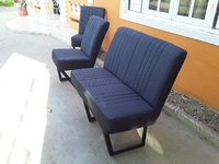 Bus Seats for Toyota Hiace and Nissan Caravan.