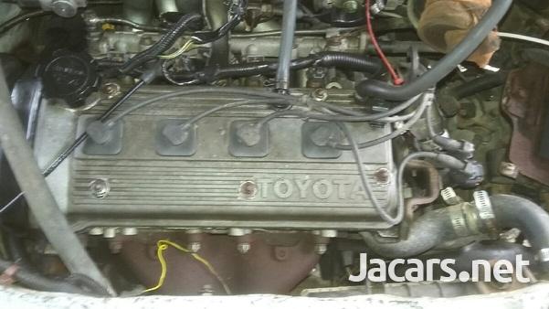 Toyota engine-1