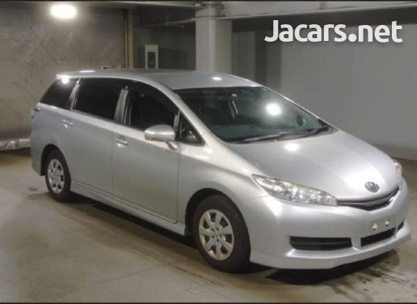 Toyota Wish 1,8L 2016-1
