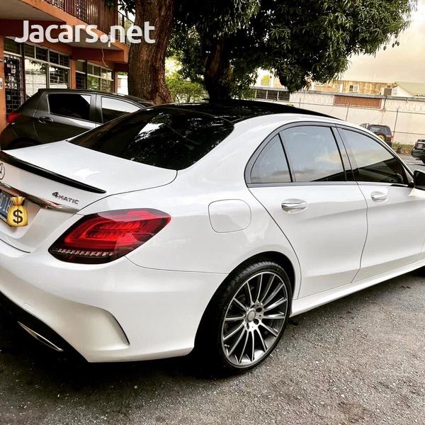 Mercedes-Benz C-Class 2,0L 2020-5