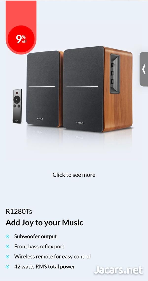Speaker stereo-3