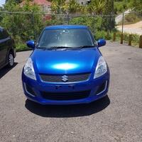 Suzuki Swift 1,3L 2016