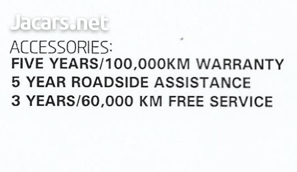 Hyundai Creta 1,6L 2020-14