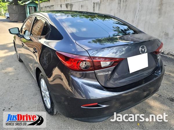 Mazda 3 2,0L 2015-4