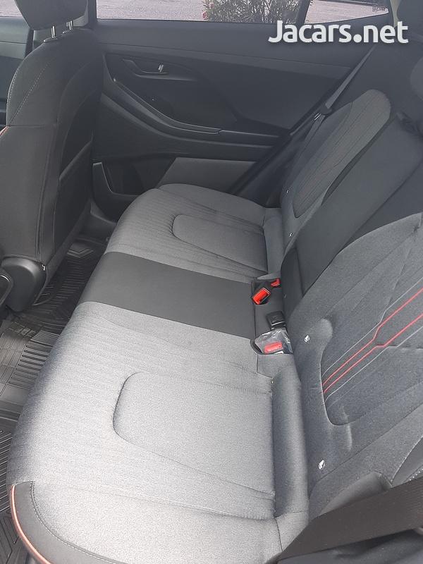 Hyundai Creta 1,5L 2021-5