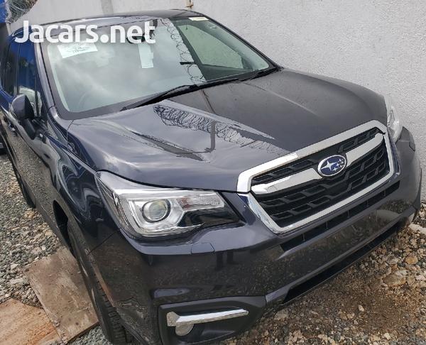 Subaru Forester 2,0L 2018-1