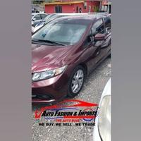 Honda Civic 2,0L 2015