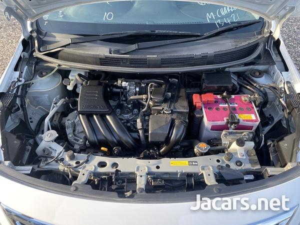 Nissan Latio 1,5L 2016-10