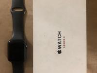 Week old Apple series 3 Watch