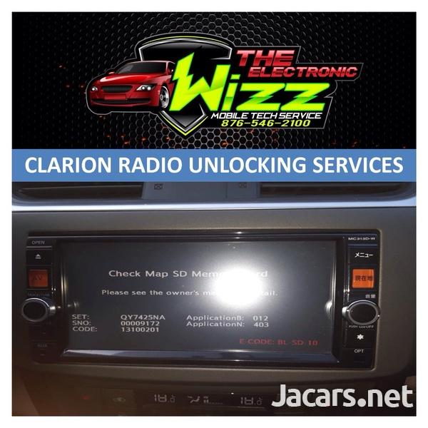 Nissan Radio problems we solve-1