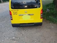 2012 Toyota Regiusace Bus